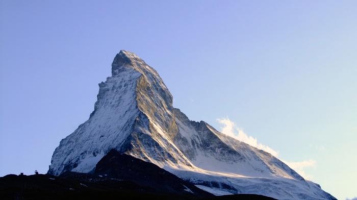Switzerland, mountains, Matterhorn