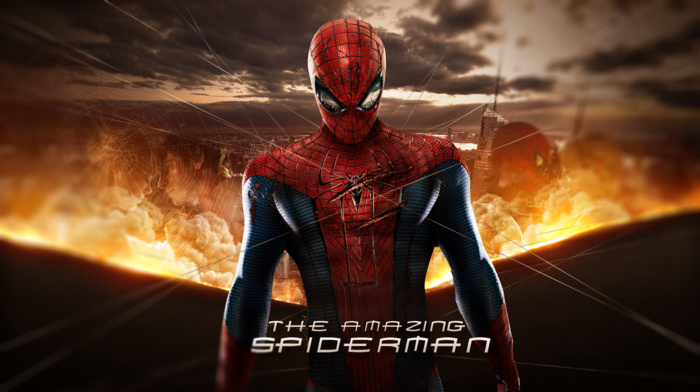 The Amazing Spider, man