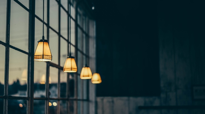 interior, architecture, lamp, photography, window