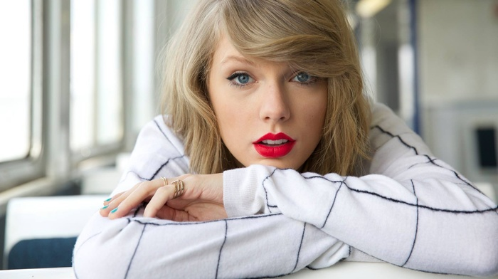 singer, portrait, face, girl, celebrity, Taylor Swift