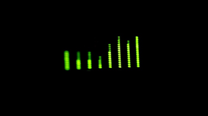 green, sound
