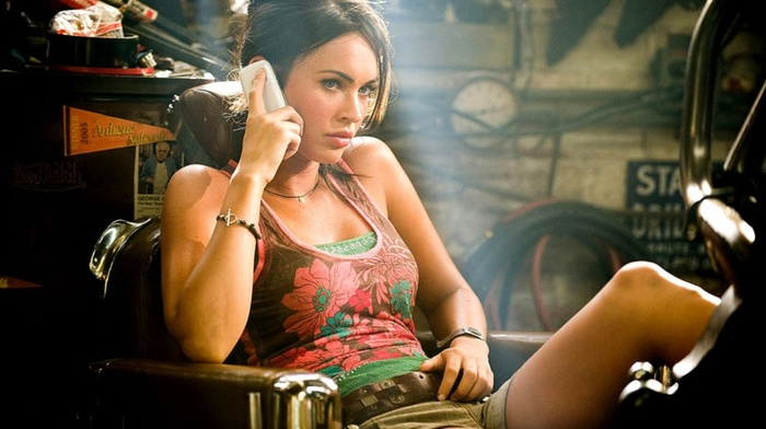 girl, Megan Fox