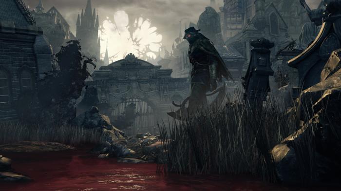 video games, Bloodborne