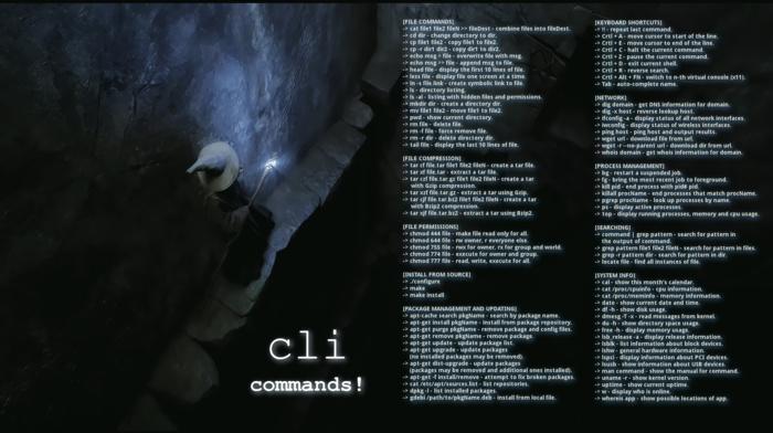 Linux Mint, gandalf, Unix, debian, command lines, Ubuntu, Linux