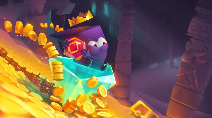 gold, coins, King of Theives, artwork