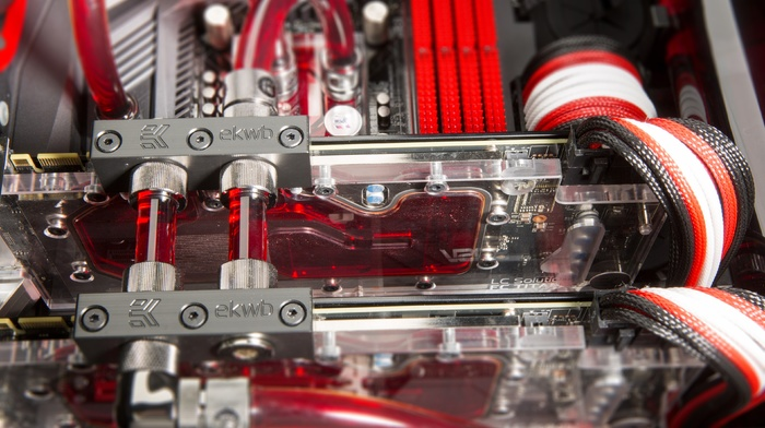 republic of gamers, motherboards, asus, PC gaming, water cooling, computer, hardware, technology