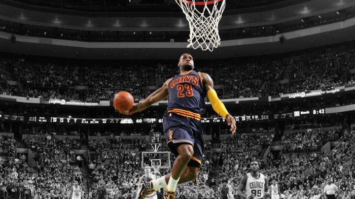 LeBron James, basketball, NBA