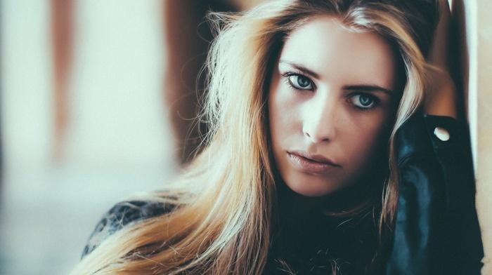 Camille Rochette, model, David Olkarny