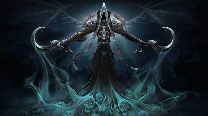video games, Diablo 3 Reaper of Souls, 3D