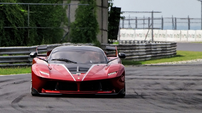 Ferrari LaFerrari FXXK, car