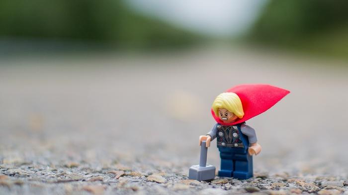 LEGO, Thor, toys, Marvel Comics