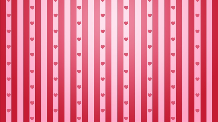 heart, Valentines Day, lines