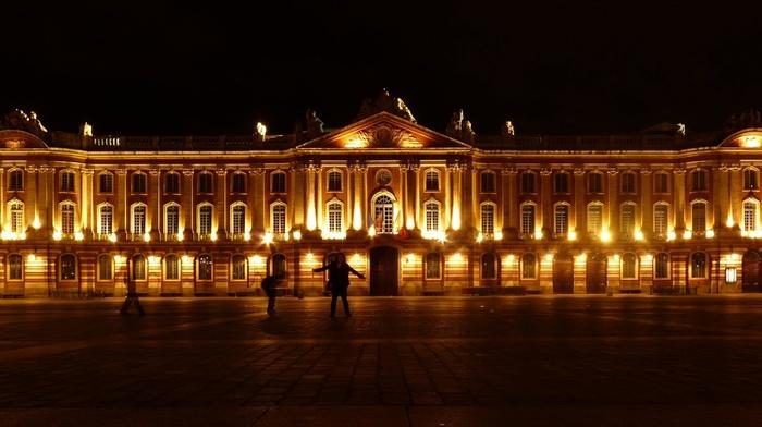 monuments, Toulouse, Place du Capitole, France