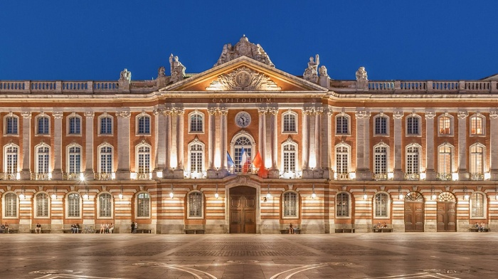 Toulouse, France, Place du Capitole