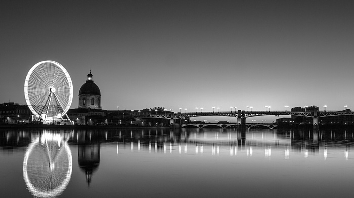 France, Garonne, Pont Saint, Pierre, Toulouse