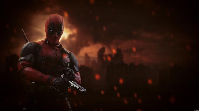 Marvel Comics, Marvel Heroes, Deadpool