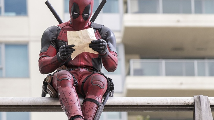 Marvel Comics, Deadpool, Ryan Reynolds, Wade Wilson, movies