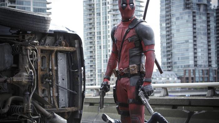 Wade Wilson, Marvel Comics, Ryan Reynolds, Deadpool, movies