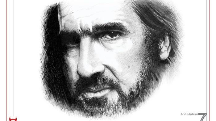 French, soccer, Eric Cantona, footballers, Manchester United
