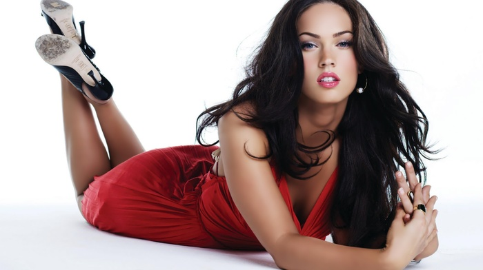 girl, Megan Fox, celebrity, actress