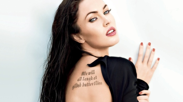 Megan Fox, girl, actress, celebrity