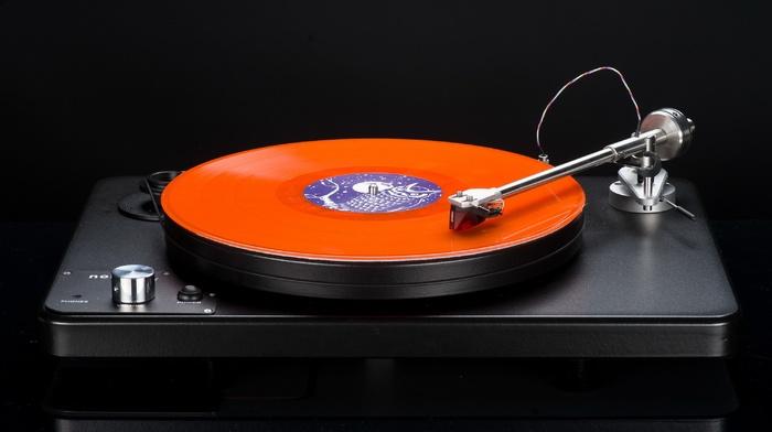 music, turntables