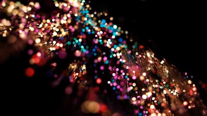 bokeh, colorful, depth of field, blurred, lights