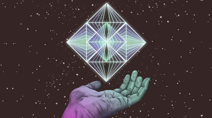 hands, space, geometry