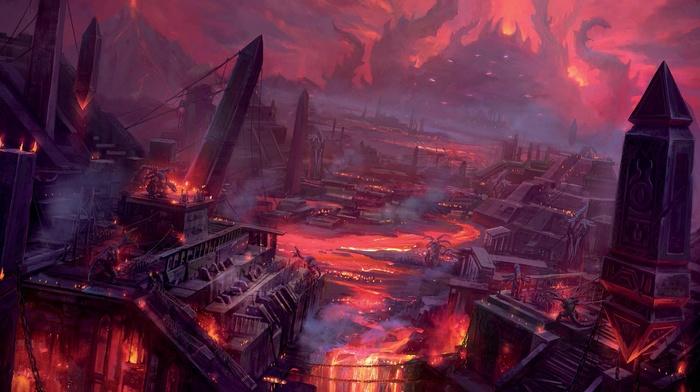 video games, fantasy art, World of Warcraft