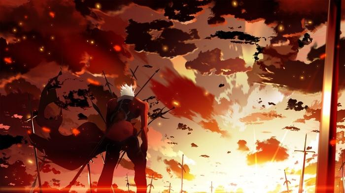 Archer FateStay Night, FateStay Night, fate series, anime