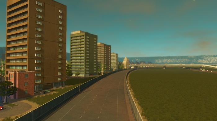 3D, Cities Skylines