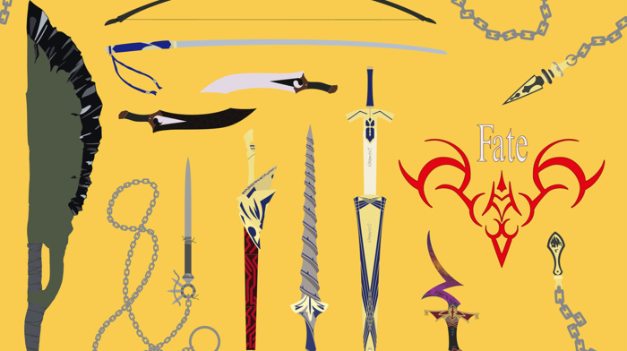 anime, fantasy weapon, illustration, weapon, vector, fate series, anime vectors, FateStay Night