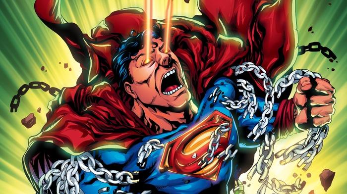 Superman, DC Comics, Clark Kent