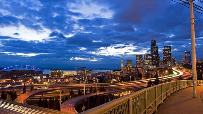 Seattle, cityscape