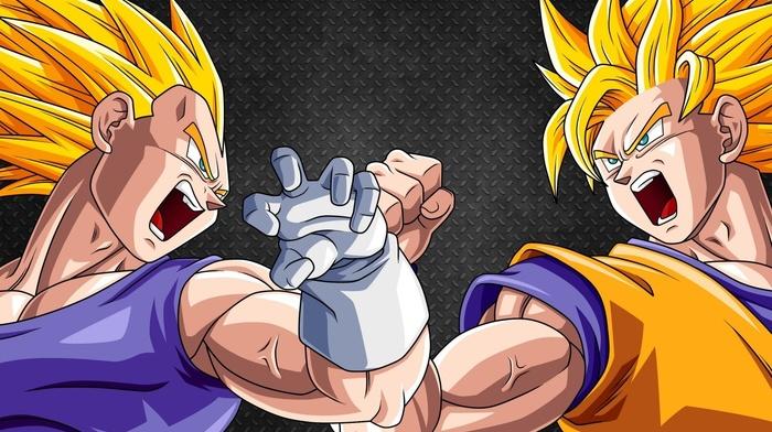 Vegeta, Super Saiyan, Son Goku, Dragon Ball Z