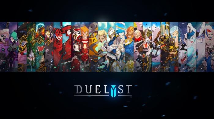 Duelyst, video games, concept art, digital art, artwork