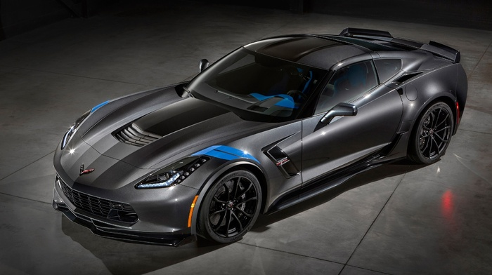 Corvette, Chevrolet