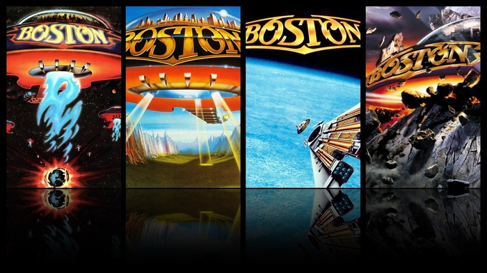 Boston Band, music, rock bands