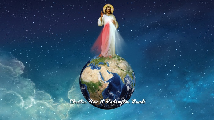 space, Christianity, Jesus Christ, religion, Earth