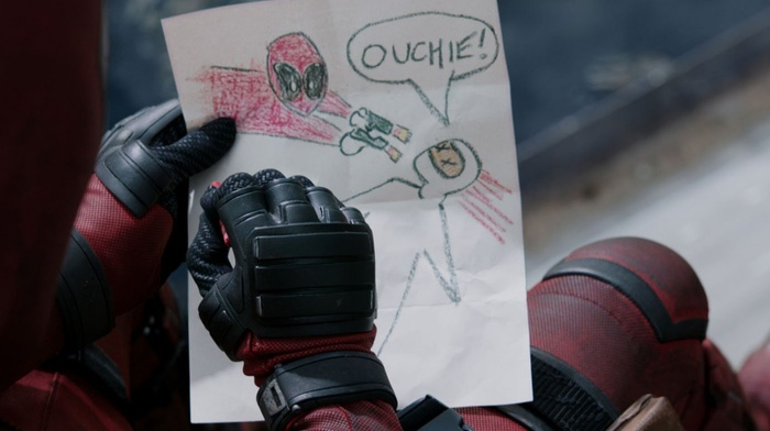 Deadpool, movies