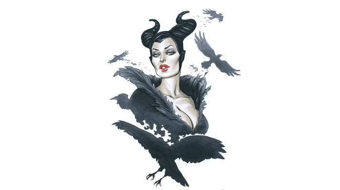 White Background Elias Chatzoudis Fantasy Girl Simple