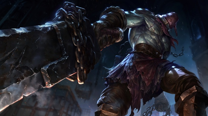 League of Legends, Tryndamere