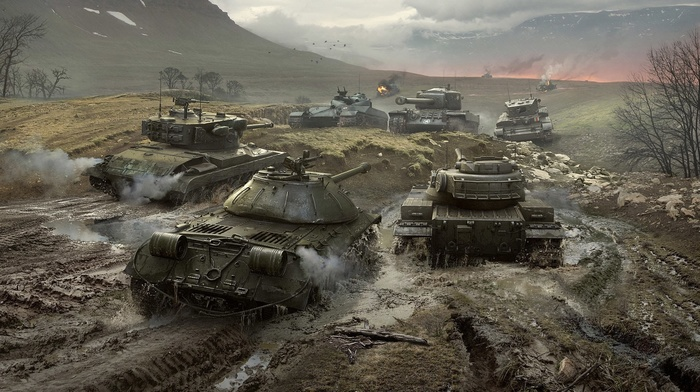 IS, 3, World of Tanks, video games