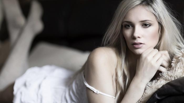Louisa Marie, model, girl, face