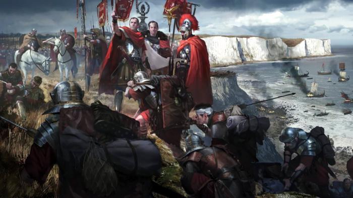 war, Roman, soldier
