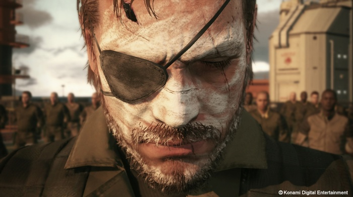 Metal Gear, video games, Metal Gear Solid V The Phantom Pain, Venom Snake, Metal Gear Solid