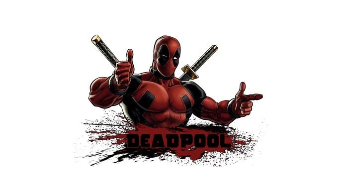 Deadpool, artwork