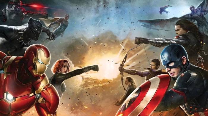 hawkeye, Scarlett Johansson, Black Widow, The Vision, Iron Man, comics, Ant, man, Captain America Civil War, Captain America, Marvel Comics