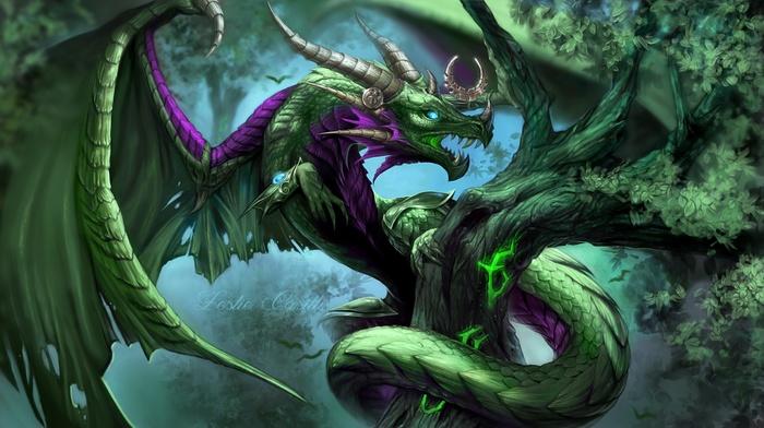 ysera, Hearthstone Heroes of Warcraft, World of Warcraft