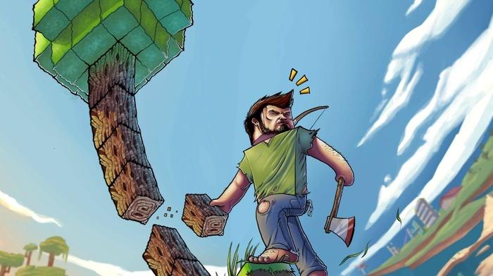 Steve, Minecraft